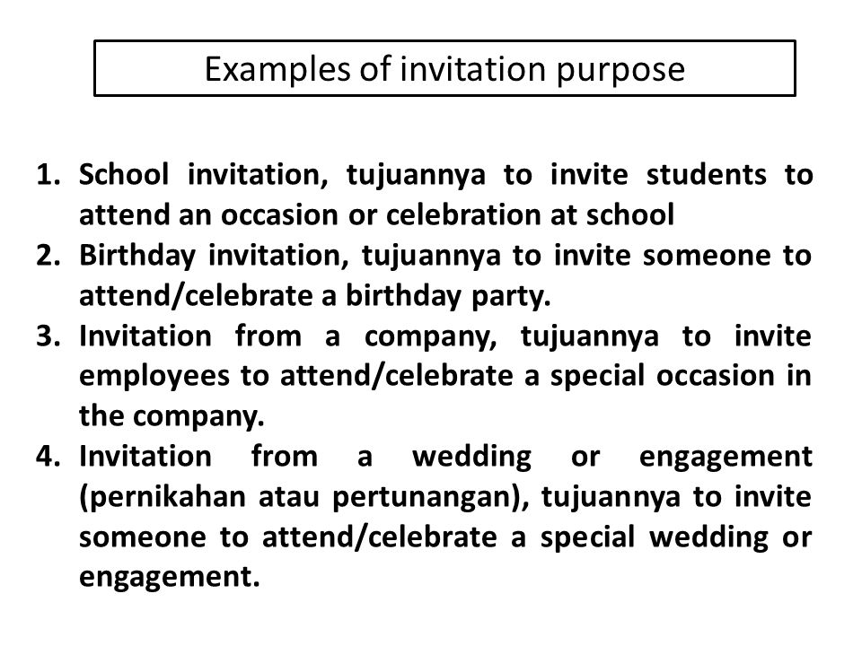 Teks fungsional pendek ppt download examples of invitation purpose stopboris Image collections