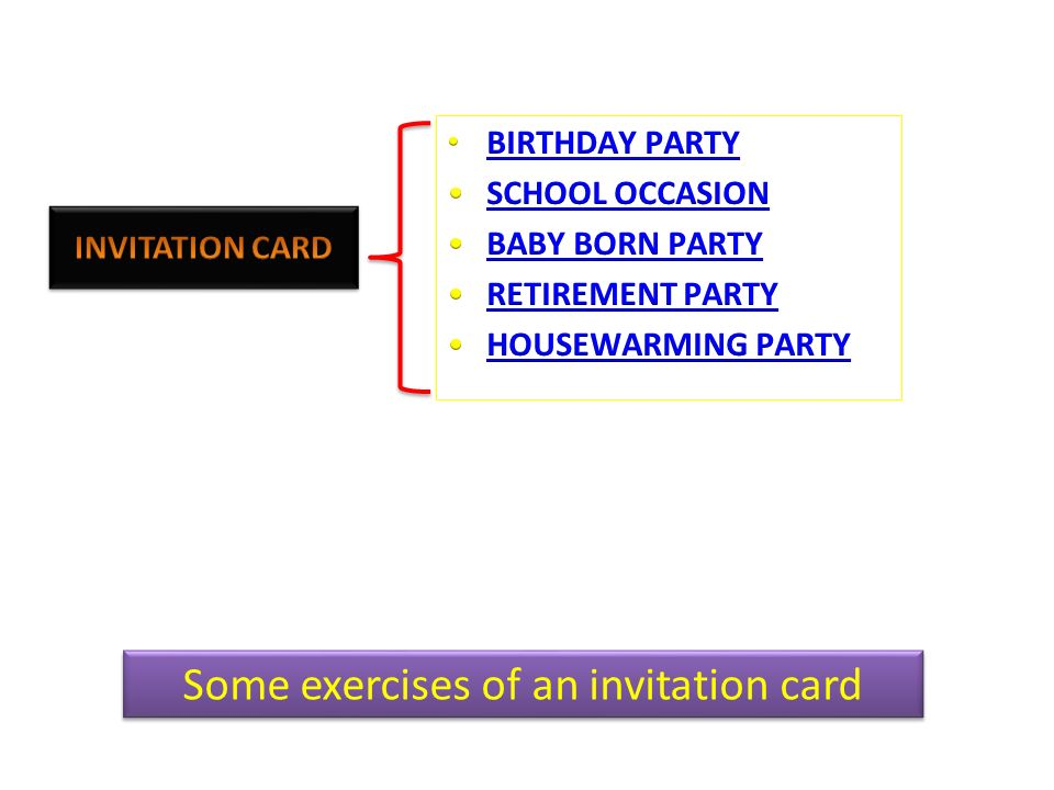Teks fungsional pendek ppt download some exercises of an invitation card stopboris Image collections