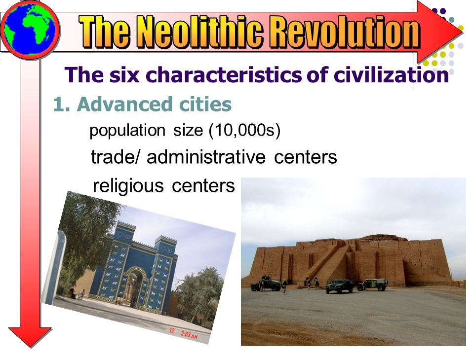 The neolithic revolution ppt download for 6 characteristics of bureaucracy