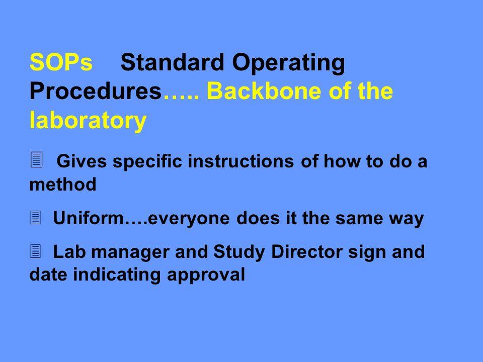 Writing SOPs - 1 of 9 VAMHCS RESEARCH SERVICE STANDARD ...