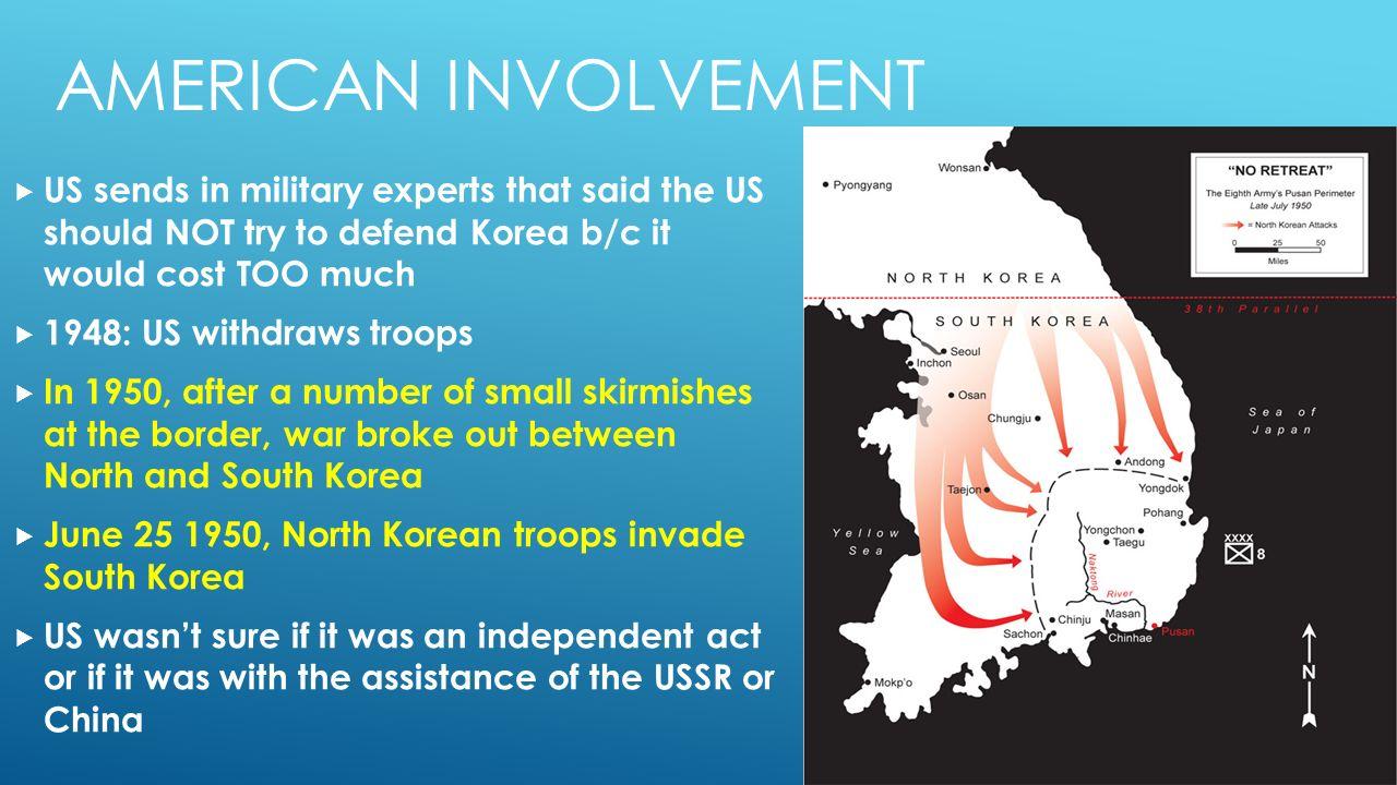 us sending troops to korea