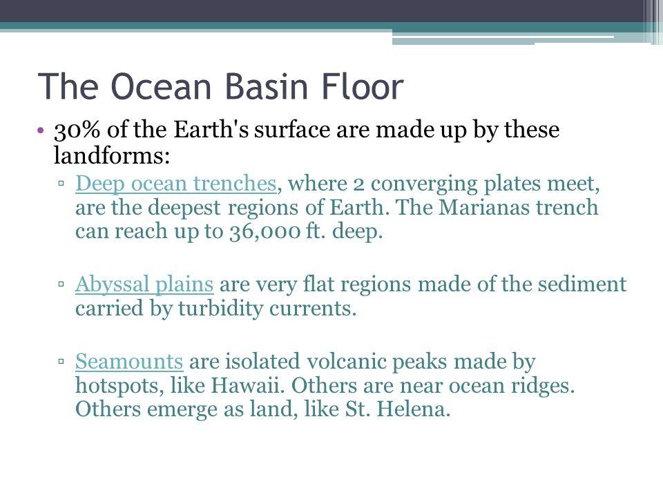 Topography of the Ocean - ppt video online download