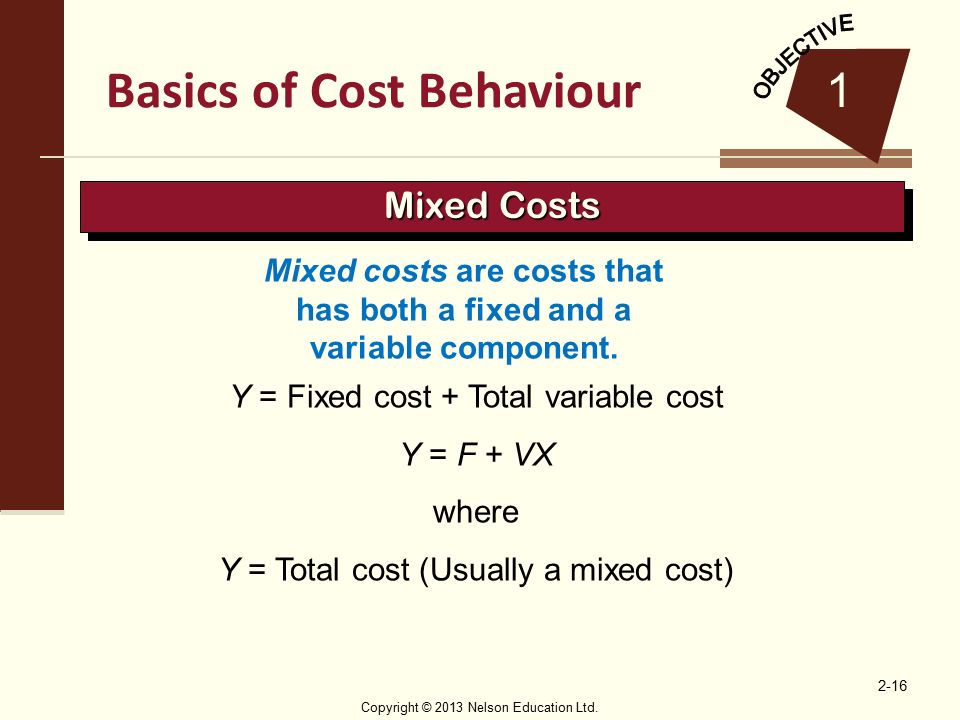 cost behaviour What does the term cost behavior mean it is the relationship between a specific cost and its cost driver, or how a cost changes in response to changes in activity.