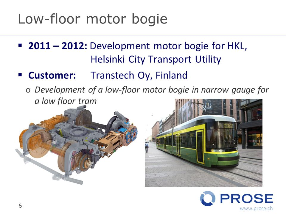 Prose ltd company presentation selected references ppt for Motor city carpet and flooring