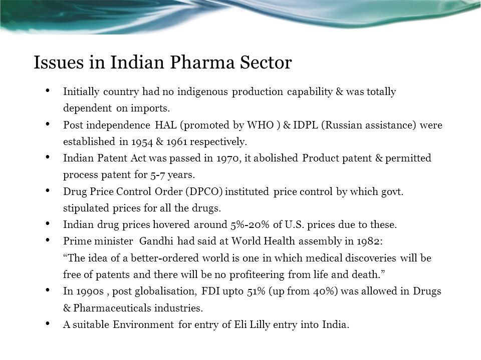 eli lilly in india rethinking the joint venture strategy After nine years of successful partnership, the change in the business environment and markets pressured the management to re-evaluate their position in the elr as well as ranbaxy intends to divest its stake from the joint venture the elr jv is a classic example of the mutual benefits that are .