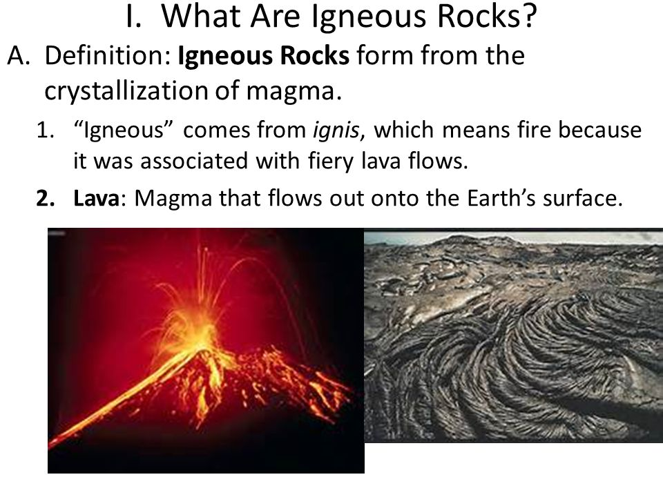 Igneous Rocks Ch Ppt Video Online Download