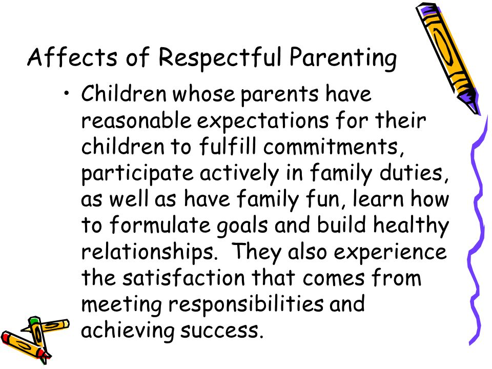 does a parents expectations affect the Home blog how parental involvement affects student achievement as well as holding parental expectations how to get parents involved in education teachers who regularly communicate with parents generally see a positive effect on students' test scores.