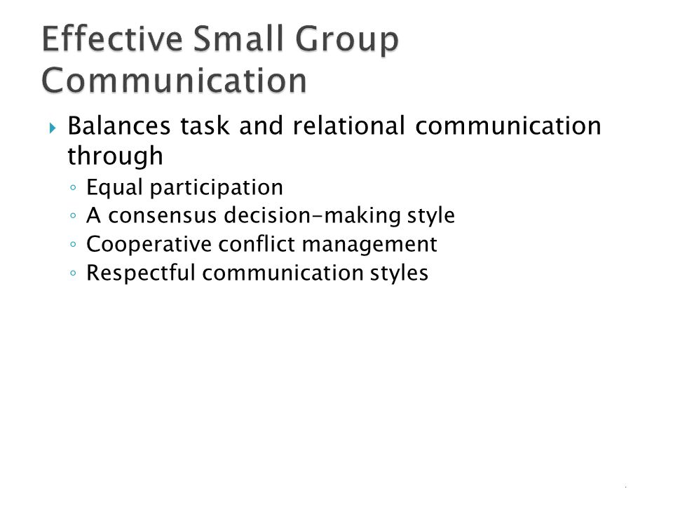 group decision making communication theories Upsc public administration civil services woodrow  communication, morale, motivation theories  the leader believes in group decision-making.