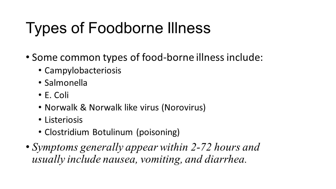 foodborne illness salmonella What is foodborne illness foodborne illness is a common, costly, sometimes life threatening—yet largely   salmonella causes two kinds of illness: (1).