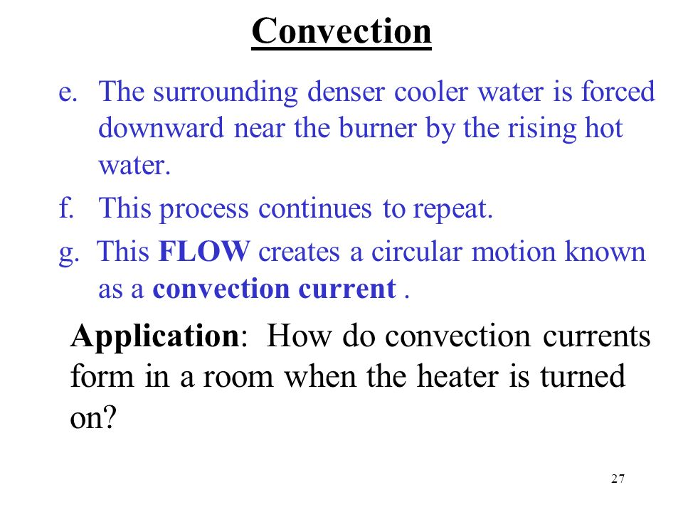 Understanding Heat Transfer Conduction Convection And