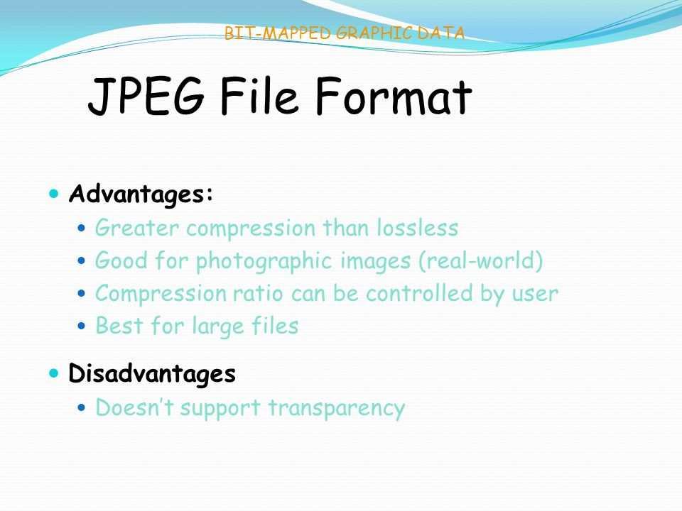 advantages of image compression pdf