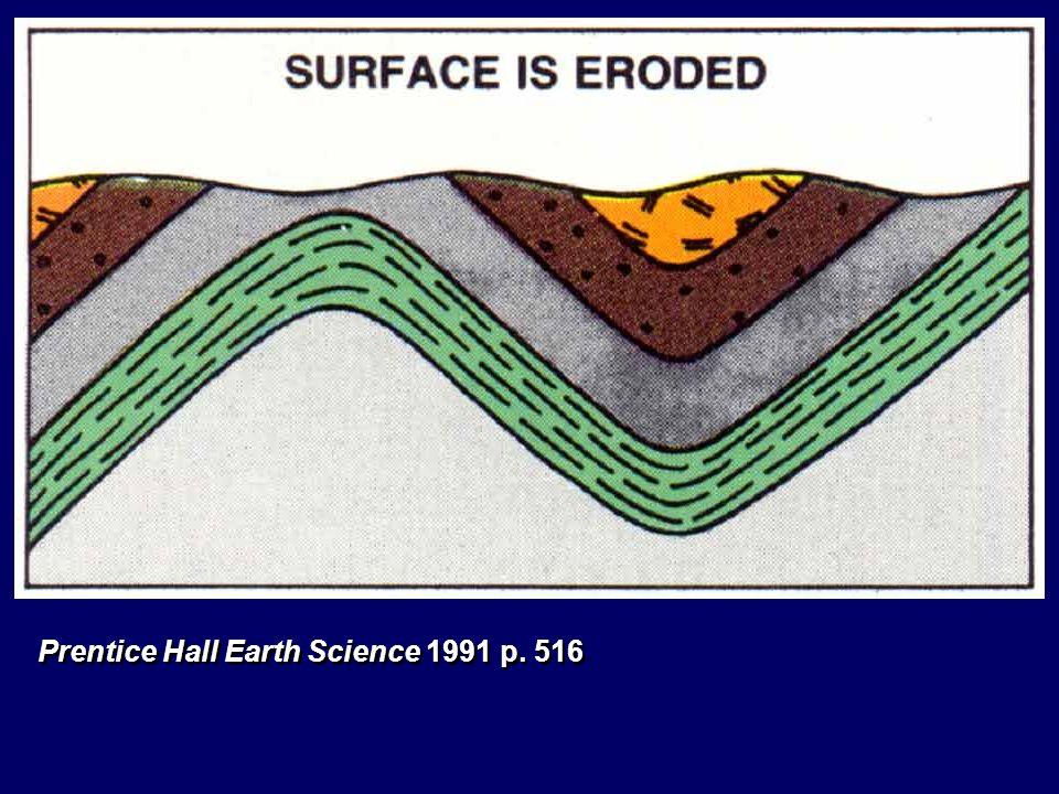 Prentice Hall Earth Science 1991 p. 516