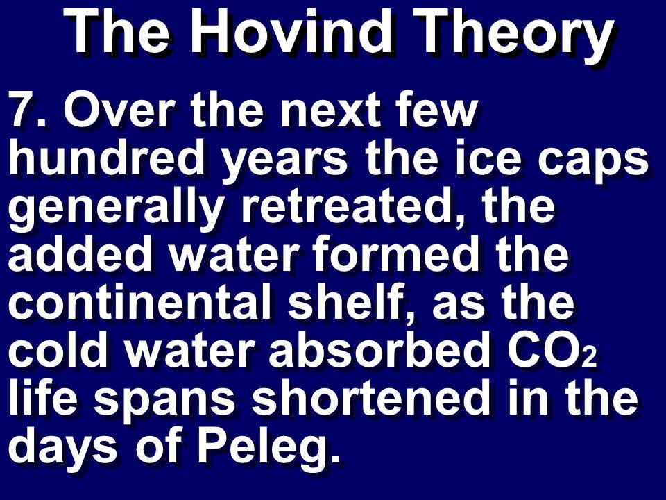 The Hovind Theory