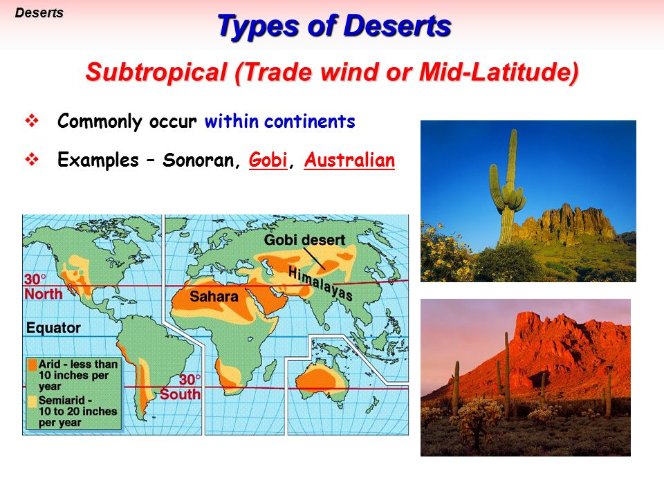 Deserts Bob Leighty GLG Physical Geology. - ppt video online download