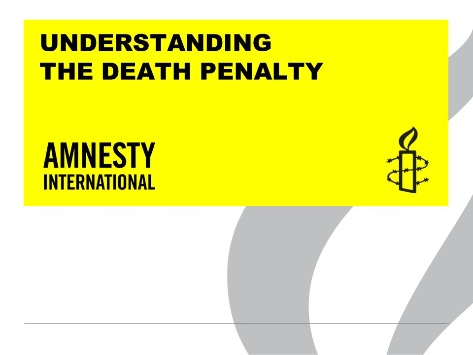 what good may come out of capital punishment And with good reason: the system of capital punishment is simply unworkable some of these states have gone decades, even more than half a century, without an execution.