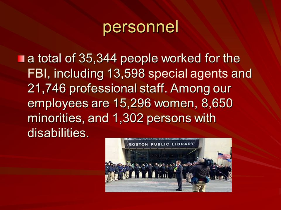 Fbi Special Agent By Dusti Jones Ppt Download