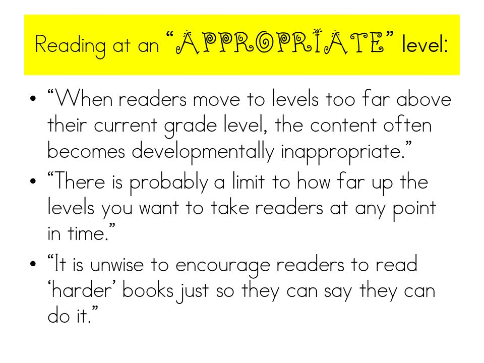 how to help your child read at grade level