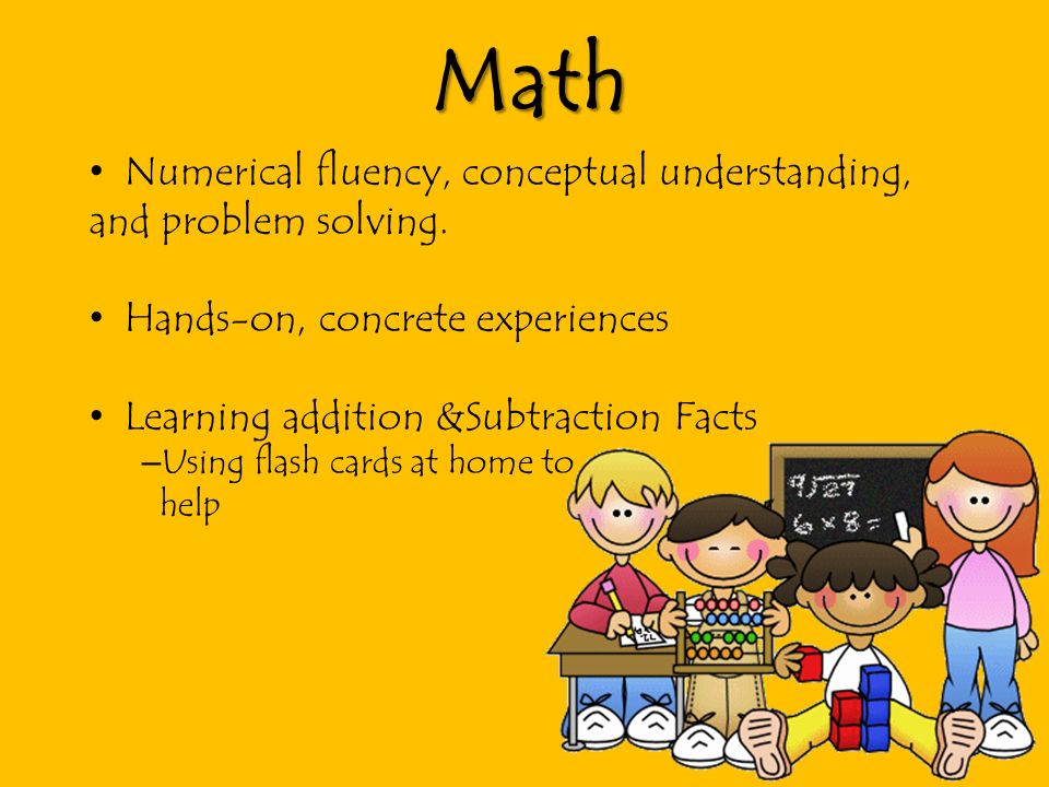 Help Your Child Develop Early Math Skills