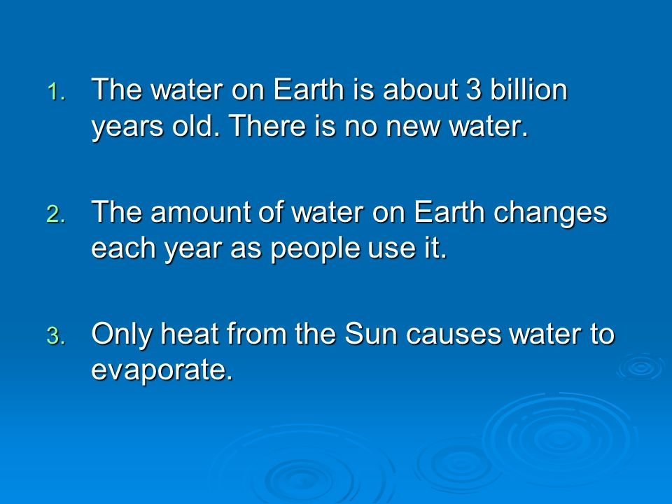 essay on if there was no water on earth What would happen if water disappeared from the earth if there is no sea water then there will not be what happen if water disappeared from the earth for 5 sec.