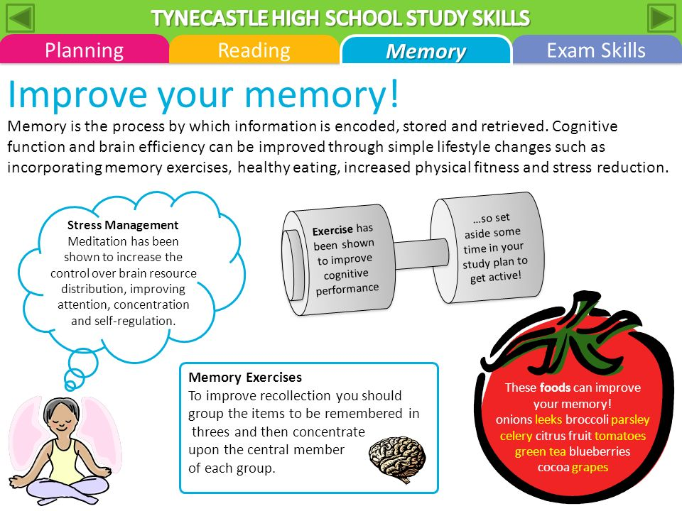 Short term memory loss treatments image 5