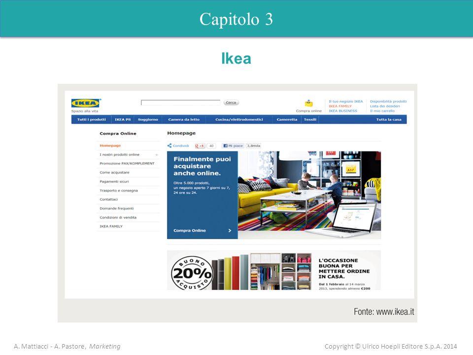 Capitolo 3 Ikea. A. Mattiacci - A.