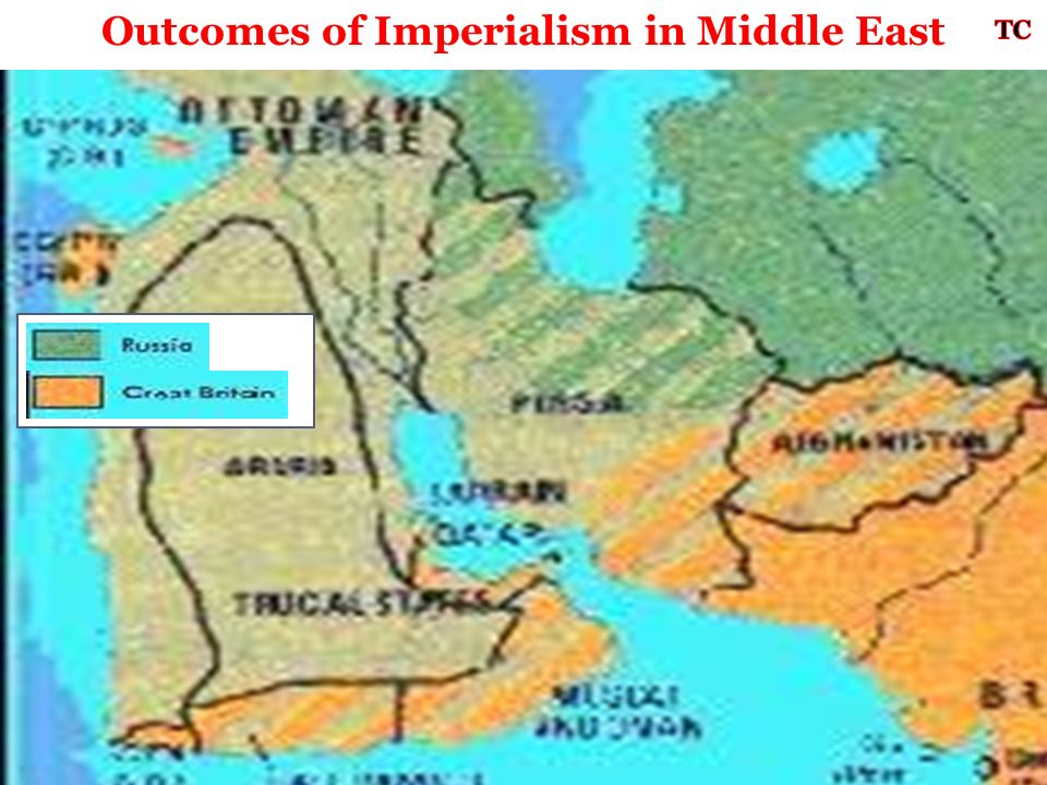 The Last Spasm of British Imperialism in the Middle East