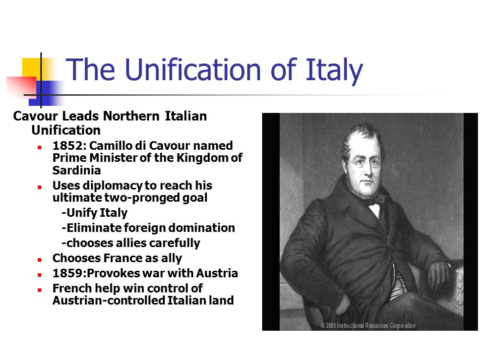 Foreign domination in italy