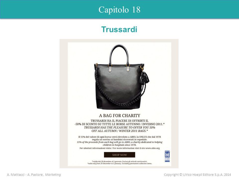 Capitolo 18 Trussardi. A. Mattiacci - A.