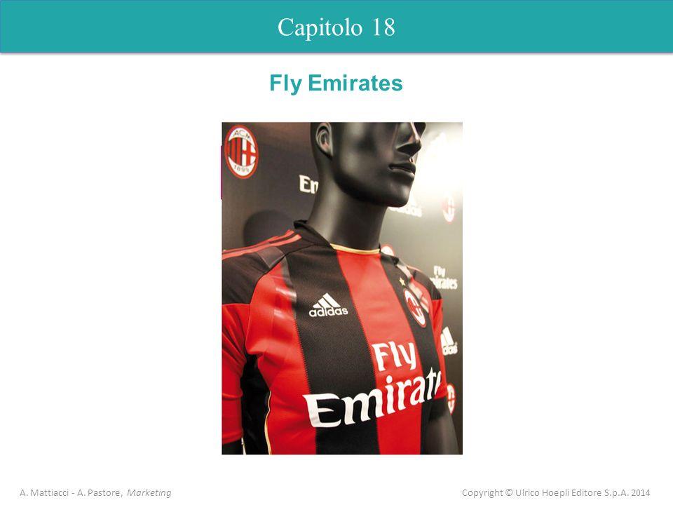 Capitolo 18 Fly Emirates. A. Mattiacci - A.