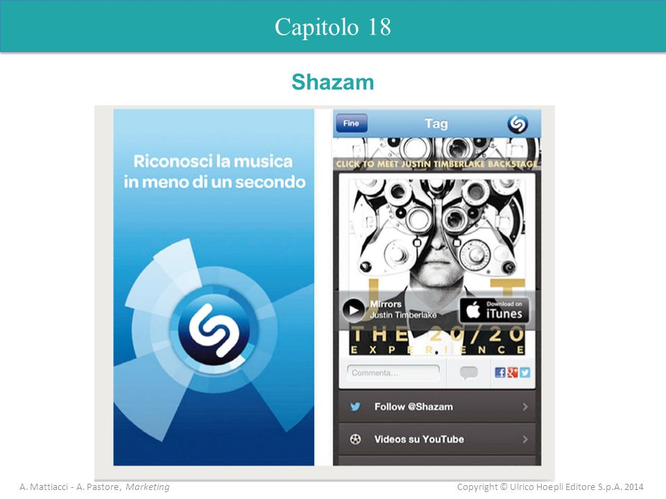Capitolo 18 Shazam. A. Mattiacci - A.