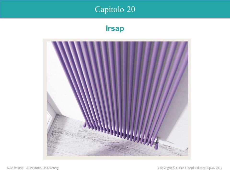 Capitolo 20 Irsap. A. Mattiacci - A.