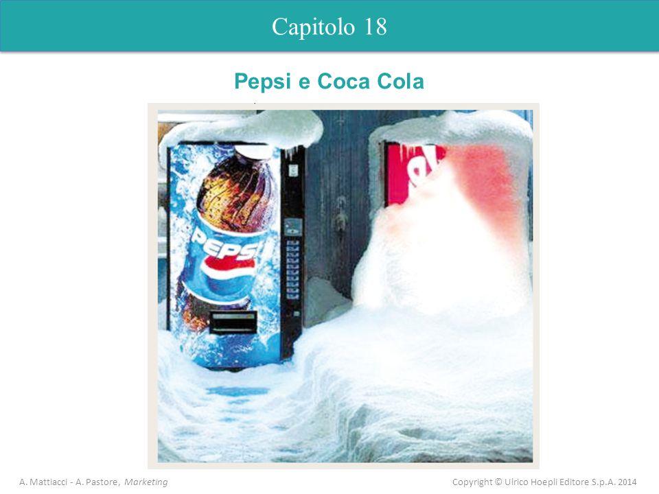 Capitolo 18 Pepsi e Coca Cola