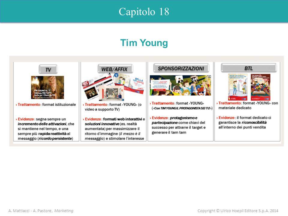 Capitolo 18 Tim Young. A. Mattiacci - A.