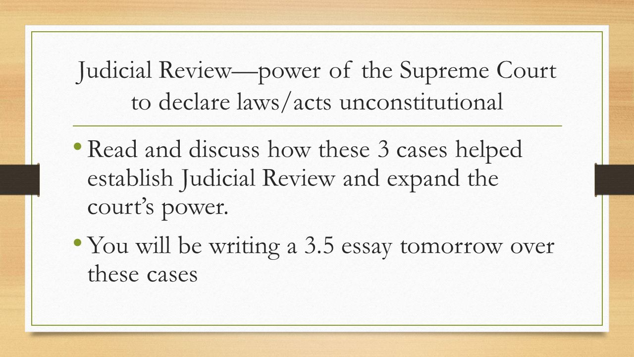 marshall essay questions Home essays john marshall essay john marshall essay  topics the question is, should it be the courts' job to flesh out the meaning.