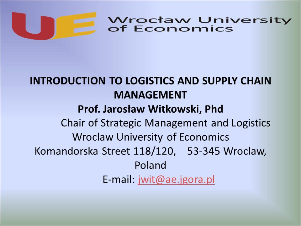 phd thesis in logistics and supply chain management Dissertation in supply chain & logistics today supply chain and logistics as a subject carry a different meaning supply chain management does not only involve improvement of the process but also inculcating the latest demands like sustainability, inventory distribution, third party logistics, etc.