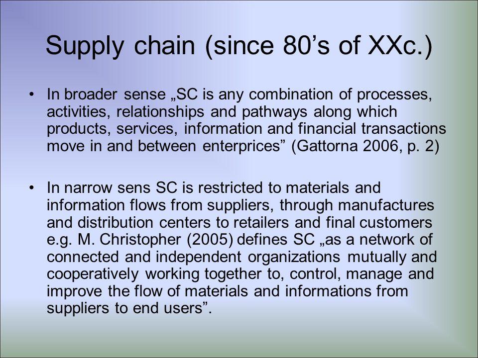 introduction to logistics management pdf