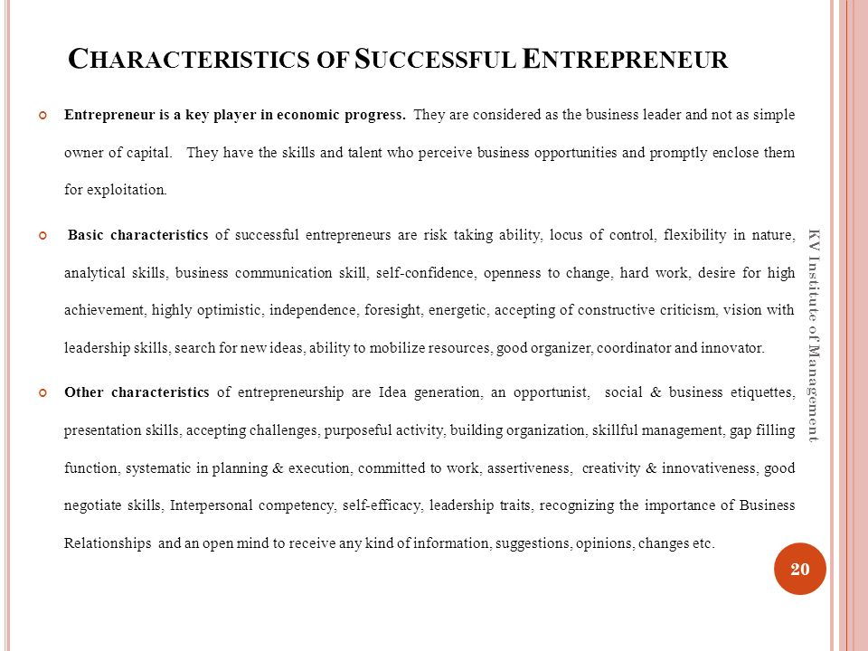 leadership characteristics successful entrepreneur 5 qualities of successful entrepreneurs business success entrepreneur, leadership  what traits do you feel every entrepreneur must have to be successful.