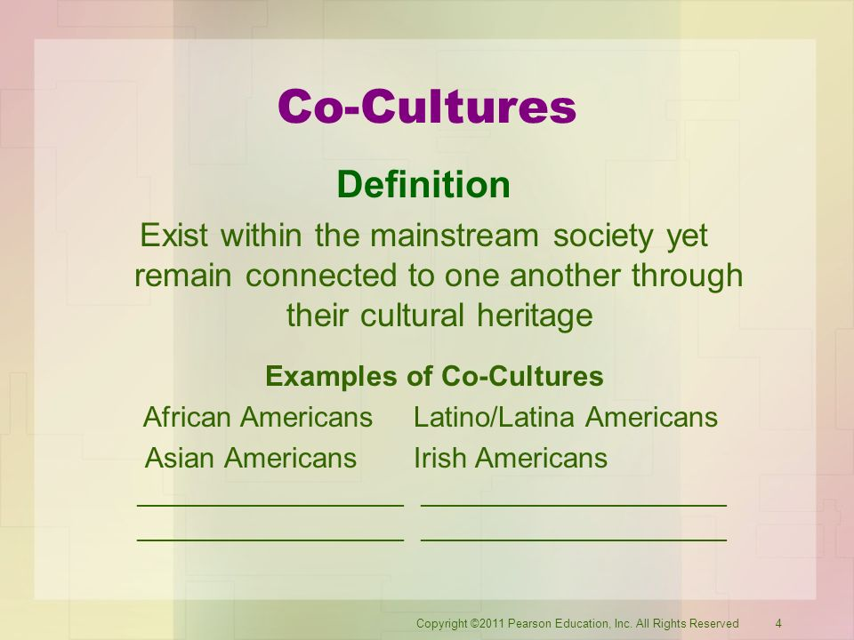 an introduction to the definition of the term culture The japanese culture is a multi-layered and complex system that has been developing within itself and forming new  introduction | basics of japanese culture.