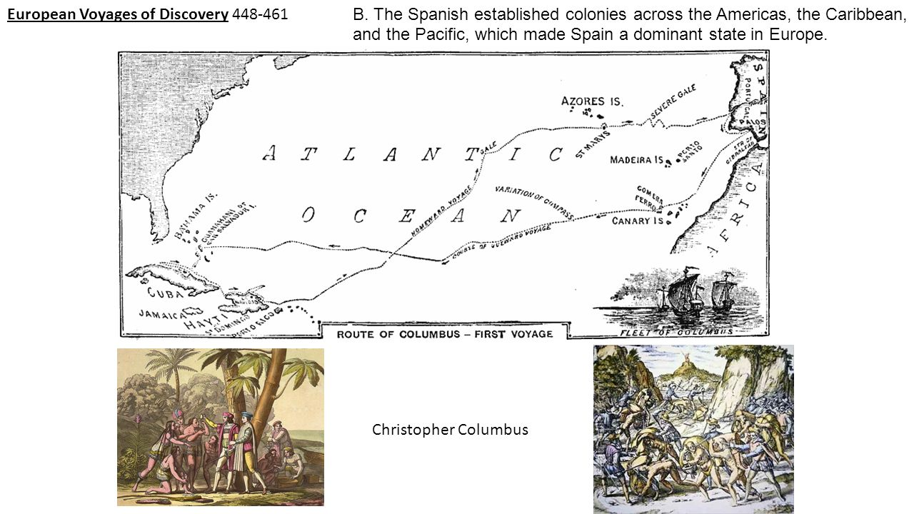 """voyages of christopher columbus essay The story of exploration by christopher columbus and zheng zheng he's voyages to """"the  anabel (fl): thank you very much for helping me with my essay."""