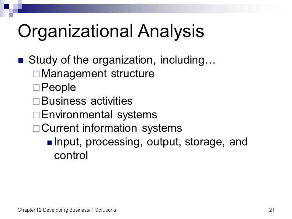 an analysis of the organizational environment of the acme company Searchworks catalog  culture and ethics-- managing the organizational environment-- organizational strategy and structure  can company.