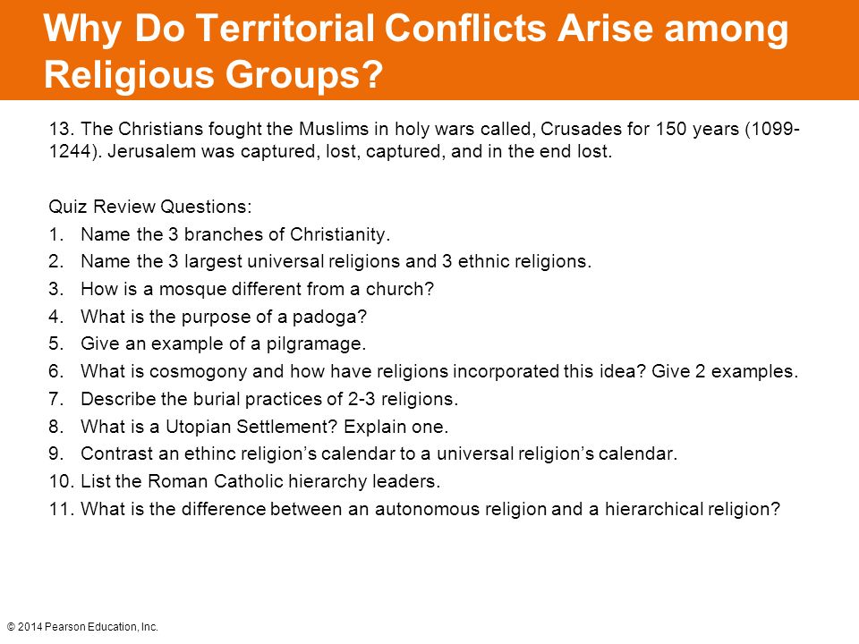 Key Issues Where Are Religions Distributed Why Do Religions Have - 3 largest religions