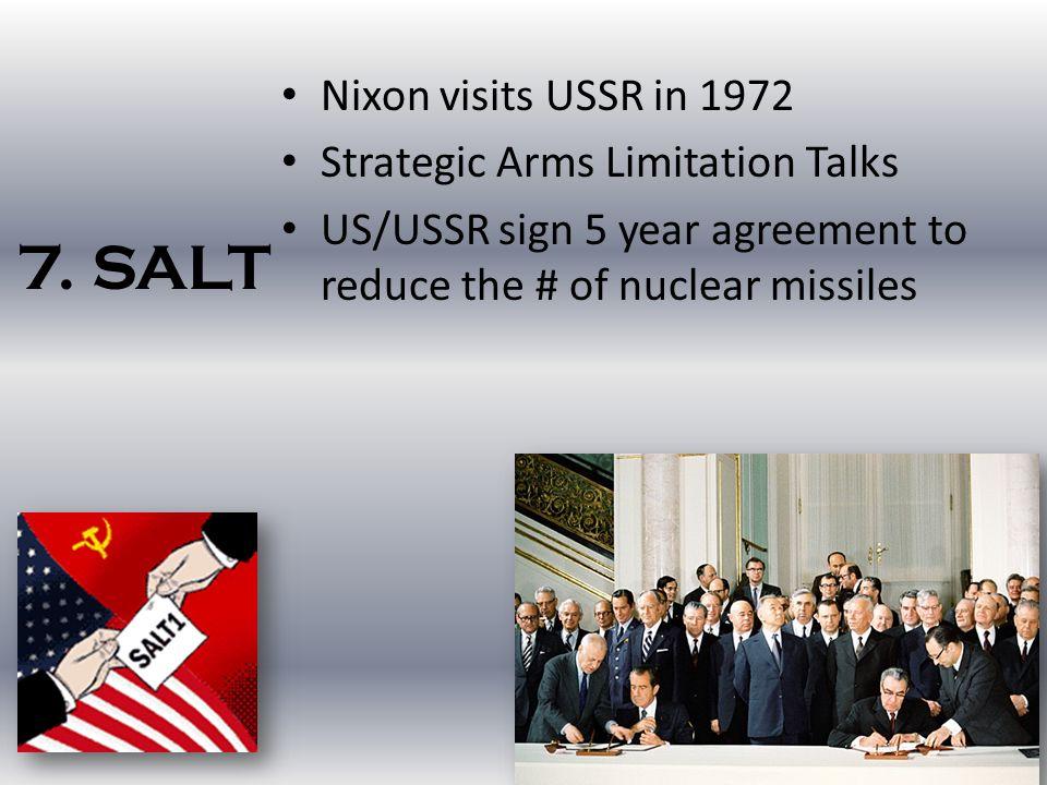 Reminder cold war quiz tomorrow study guide due ppt download salt nixon visits ussr in 1972 strategic arms limitation talks platinumwayz
