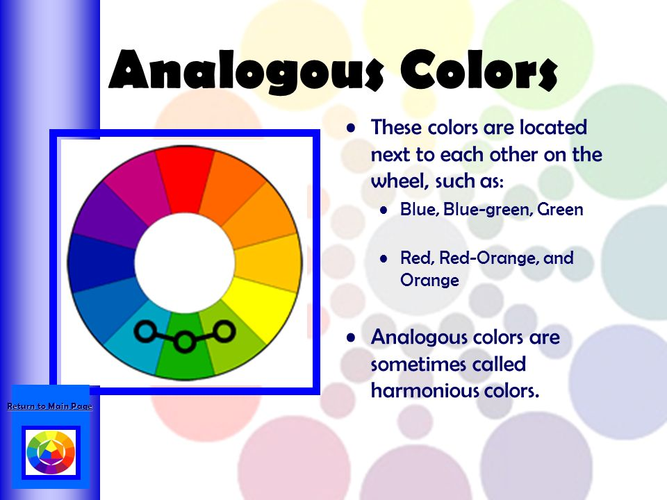 An Introduction To The Color Wheel And Theory