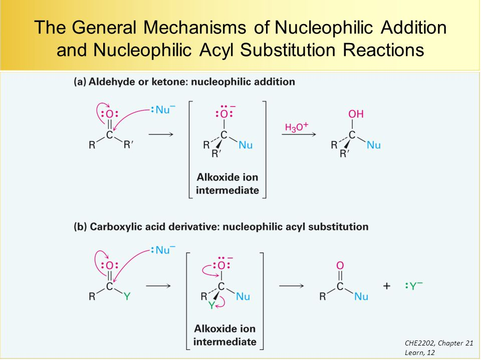nucleophilic acyl substitution the synthesis of Media in category nucleophilic acyl substitution reactions the following 50 files are in this category, out of 50 total.