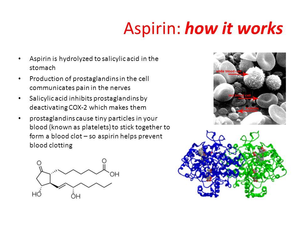 project preparation and recrystallisation of aspirin
