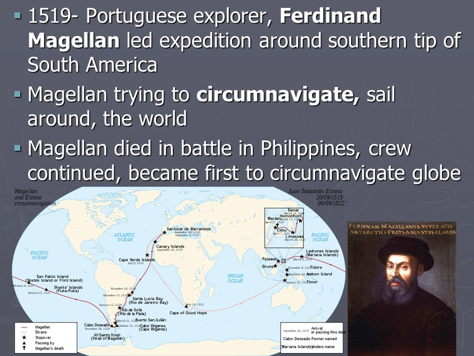Ferdinand Magellan Portuguese Explorer: Chapters 19 And 20: The Age Of Exploration And Isolation