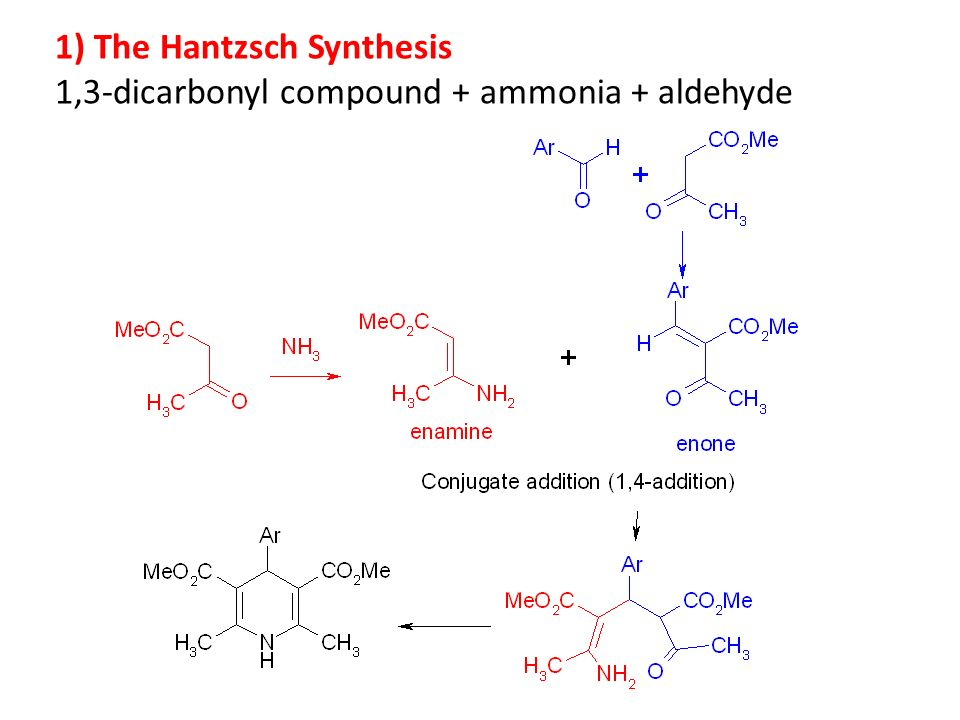 Heterocyclic Ring Synthesis