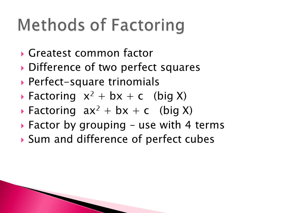 WarmUp September 22 2015 Simplify ppt download – Factoring Greatest Common Factor Worksheet