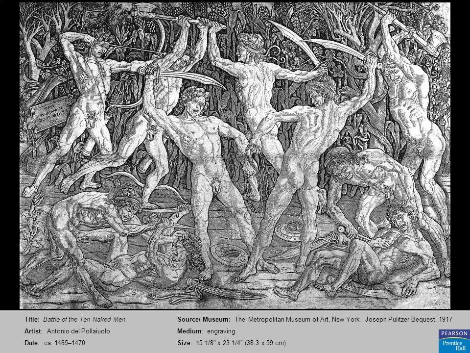 Title: Battle of the Ten Naked Men