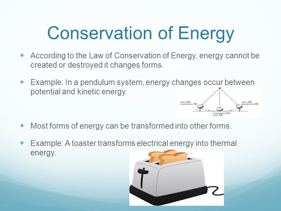 Work power simple machines energy ppt download conservation of energy sciox Image collections